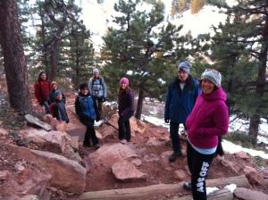 Sunrise Hike Group