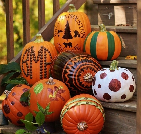 Pumpkin carving and painting night at koa fit koa fit - Citrouille halloween decoration ...